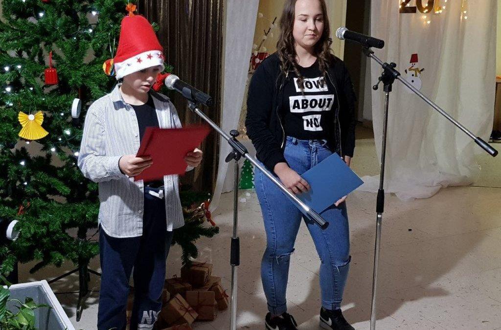 Božično novoletna zabava 2019