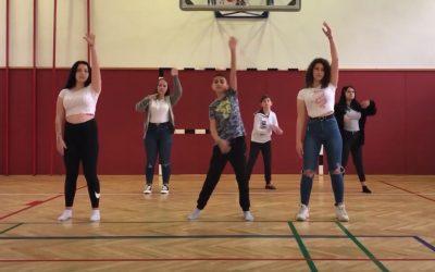 [VIDEO] Plesna skupina BreStreme na e-festivalu Igraj se z mano 2020